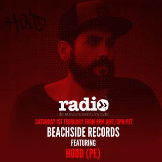 Beachside Records Radioshow Episode # 030 by HOOD (PE)