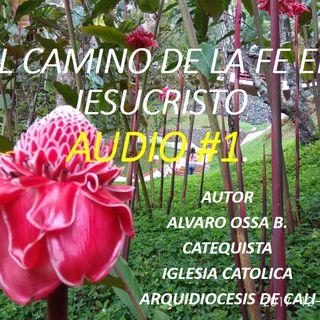 AUDIO #1 INVITACION CAMINO DE LA FE EN JESUCRISTO