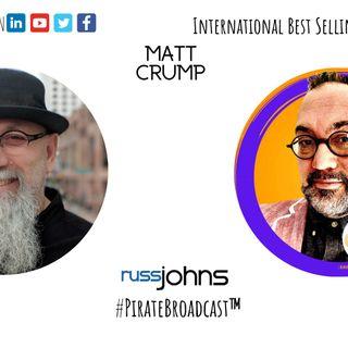 Catch Matt Crump on the #PirateBroadcast™