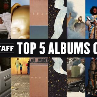 Top 5 Rap Albums Of The Year | Episode 7