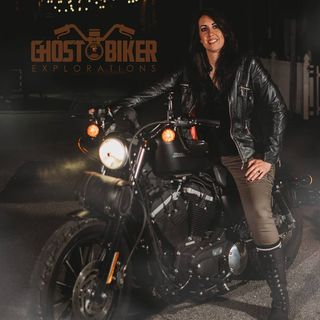Miranda Young Of Ghost Biker Explorations