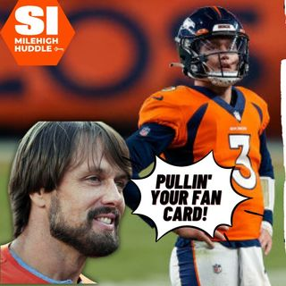 MHI #049: Broncos Legendary QB on 'True Fans' to 'Love & Support' Drew Lock