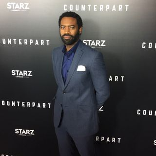 Nicholas Pinnock From Counterpart