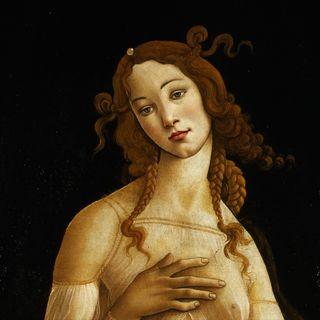 """Giorgia Corso """"La Venere di Botticelli"""""""