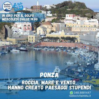 In Giro per il Golfo, l'isola di Ponza