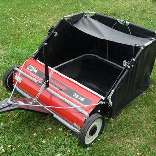 Top 3 Push Lawn Sweeper Facts