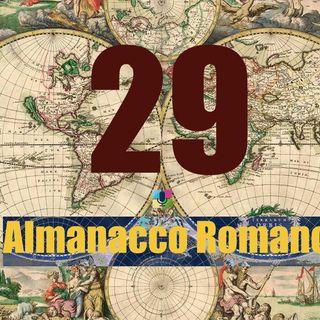 Almanacco Romano, 29 Aprile