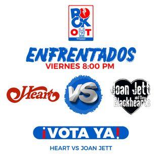 Heart Vs Joan Jett