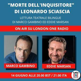 """Episodio II - """"La morte dell'inquisitore"""" interpretato da Marco Gambino ed Eddie Marsan"""