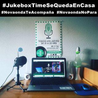 #JukeboxTimeSeQuedaEnCasa