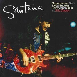 Santana Live in Tokyo 2000 Supernatural