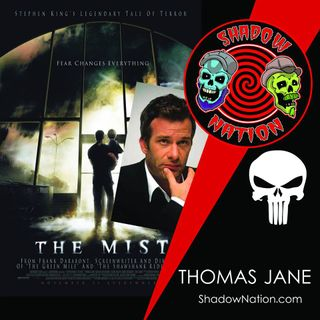 Predator & Stephen King with The Punisher Thomas Jane