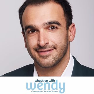 "Ramin Setoodeh, Author of NY Times Best-Seller ""Ladies Who Punch"""