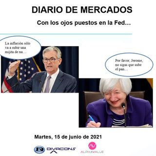 DIARIO DE MERCADOS Martes 15 Junio