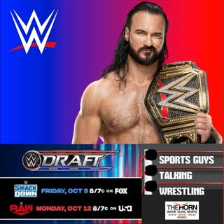 Drew McIntyre Oct 9 2020 WWE Draft Day Excerpt