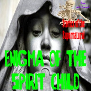 Enigma of the Spirit Child | Interview with Paul Adams | Podcast
