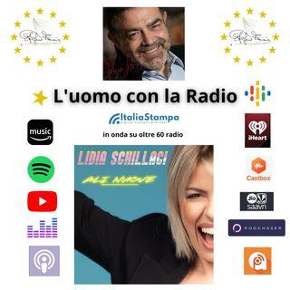 L'Uomo con la radio  incontro con Lidia Schillaci