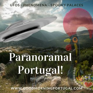 'Paranormal Portugal' & Christian Faith on Good Evening Portugal!