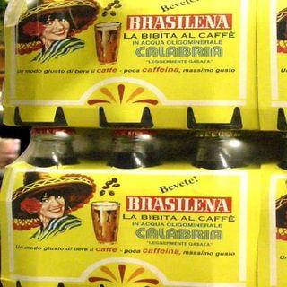 La gassosa al caffè esiste solo in Calabria e si chiama Brasilena