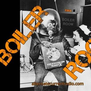 Digisexual Robot Pimps, Swamp Chess, Hollywood & DC Cannibalism: Boiler Room EP #137