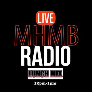 Episode 7 - Lunchtime Music Mix with Del G