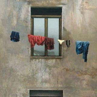 """Giosuè Calaciura """"Borgo Vecchio"""""""