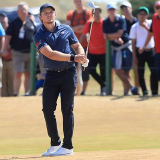 Eddie Pepperell Finished British Open Hungover