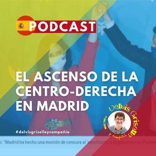 El ascenso de la centro-derecha en Madrid
