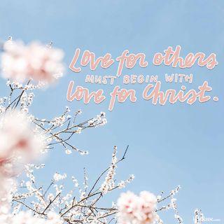 A Prayer for Awakening Love