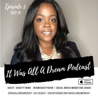 Marketing 101 with Chasity Dion Mims of Declared Marketing