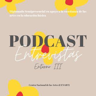 Podcast Entrevistas - Entorno 3