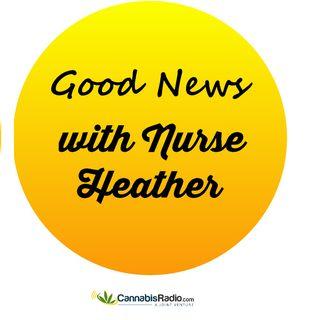 Nurse Heather Brings Good News about Cannabis to Cannabis Radio