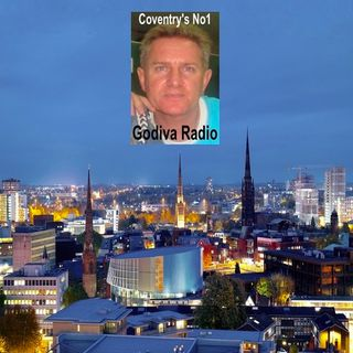 3rd March 2020 Godiva Radio playing Coventry's Greatest Classic Hits.