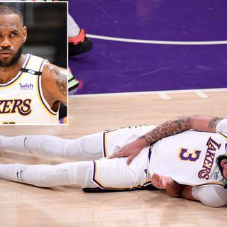NBA BANTER: Anthony Davis Injury End Lakers Title Hopes? Can Bucks Beat Brooklyn?