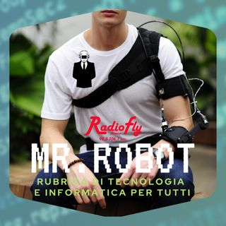 """Mr. Robot"" a cura di Leonardo Cappello   Esoscheletri e dispositivi indossabili"