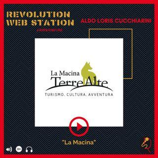 """INTERVISTA ALDO LORIS CUCCHIARINI - SOCIETÀ COOPERATIVA SOCIALE """"LA MACINA"""""""