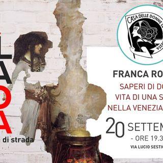 Vita di una strega - Franca Romano