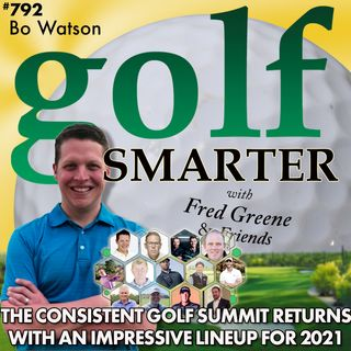 The Consistent Golf Summit Returns with an Impressive Lineup for 2021