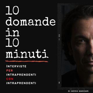Ep. 12 con Maurizio Zamboni  - 10 domande in 10 minuti