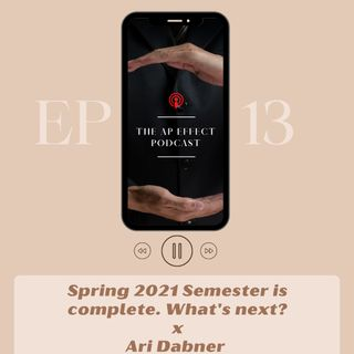 Spring 2021 semester is complete. What's next?