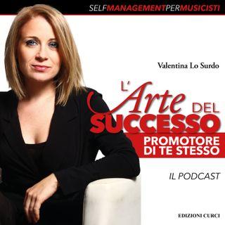 ☕ IL TÈ DELLE CINQUE con Valentina Lo Surdo: intervista a Simone Rubino