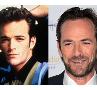 """Luke Perry - Hallmark Movie Channel: """"Goodnight For Justice"""""""