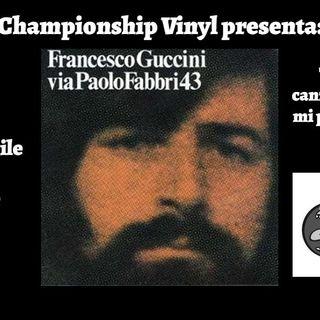 1499  - Championship Vinyl presenta Via Paolo Fabbri 43