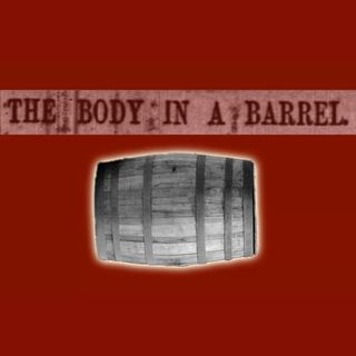 Girl Buried in a Barrel