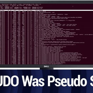"For Ten Years, ""SUDO"" Was Pseudo Secure 