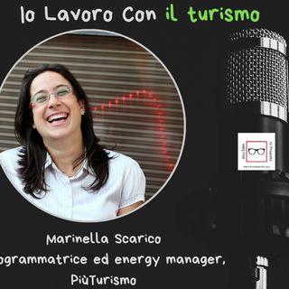 #27 Storie di professioniste coraggiose con Marinella Scarico