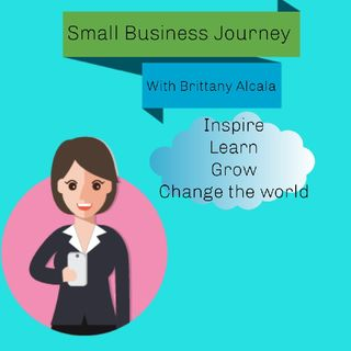 Episode 5 - SmallBusinessJourney- Creativty Cont.