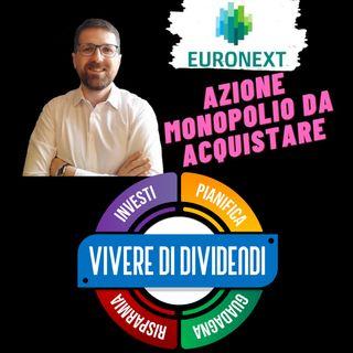 Euronext - Analisi fondamentale, business, bilanci, target, strategie di investimento