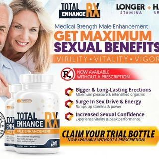 Total Enhance RX Reviews *Reality* – Tot
