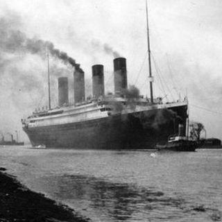 Il recupero della voce perduta del Titanic